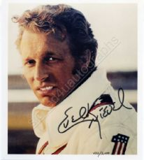 EVEL KNIEVAL SIGNED  6.5 x 7.5 inch  Photo Original Authentic